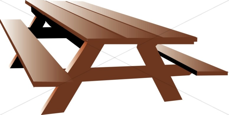picnic table clipart free download best picnic table clipart on. Black Bedroom Furniture Sets. Home Design Ideas