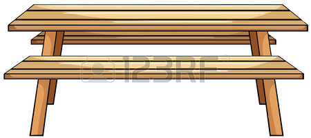 450x200 4,548 Picnic Table Cliparts, Stock Vector And Royalty Free Picnic