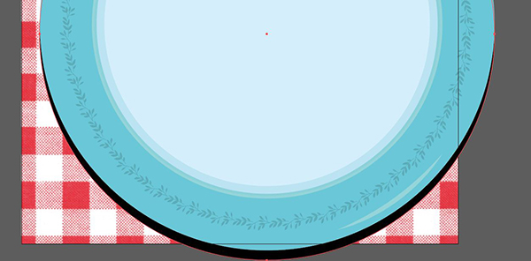 600x296 Create A Spring Picnic Flyer In Illustrator