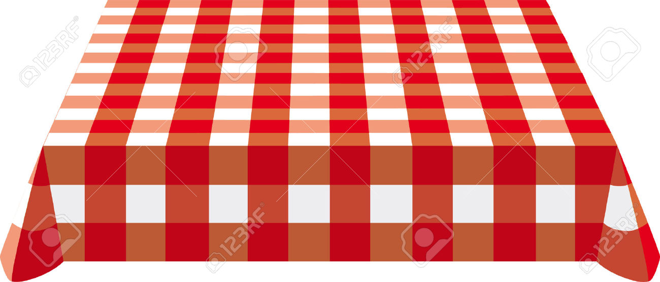 Picnic Tablecloth Clipart Free Download Best Picnic