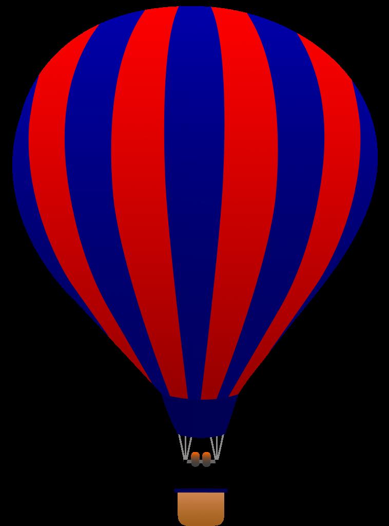 758x1024 Balloon Clipart Hot Air Balloon