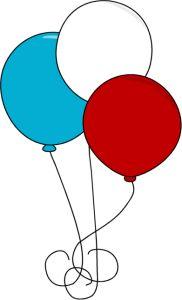 182x300 Balloon Clipart
