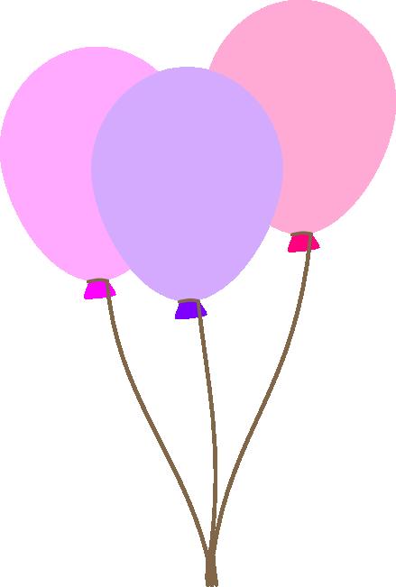 439x651 Balloon Clipart