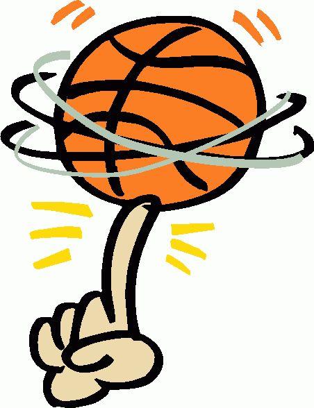 452x588 Clip Art Basketball