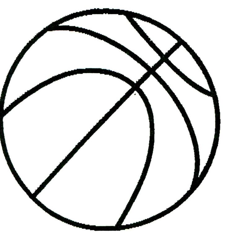 736x751 Printable Basketball Pictures Printable Basketball Pictures Free