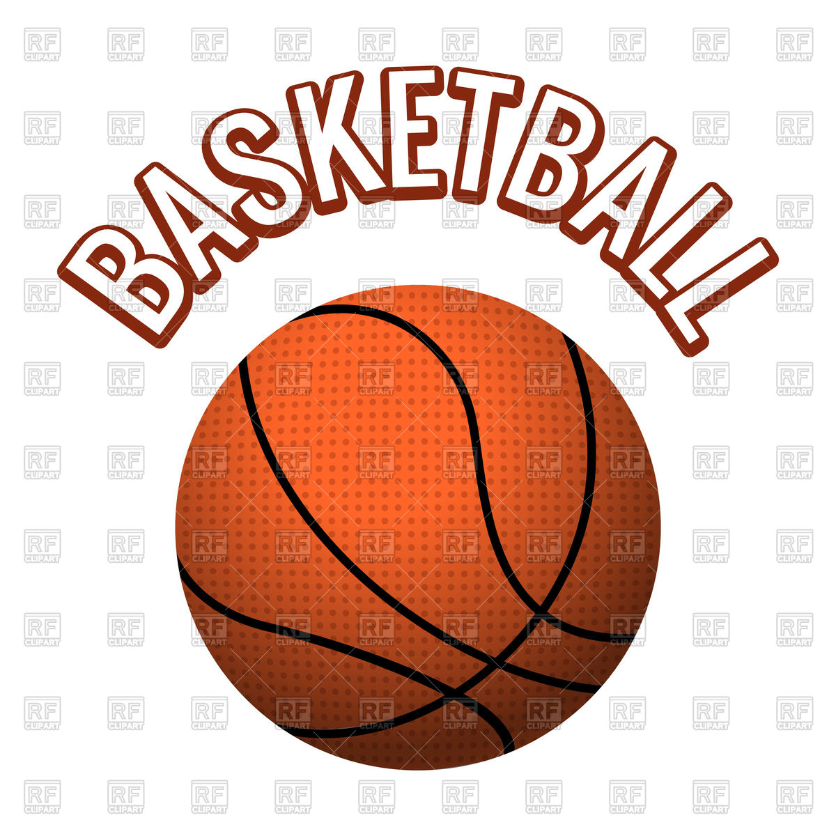 1200x1200 Textured Basketball Ball Isolated On White Background Royalty Free
