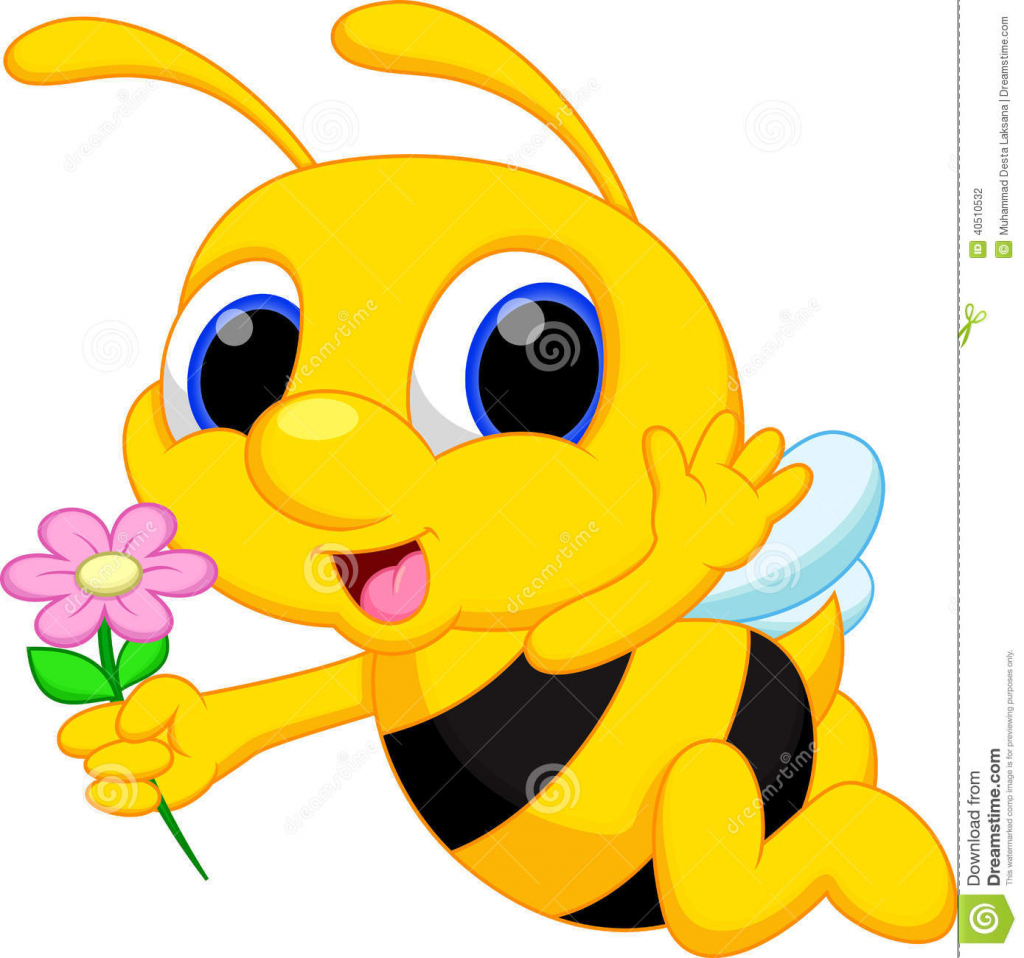 1024x958 How To Draw A Cartoon Bumble Bee Bumble Bee Cute Bee Clip Art Love