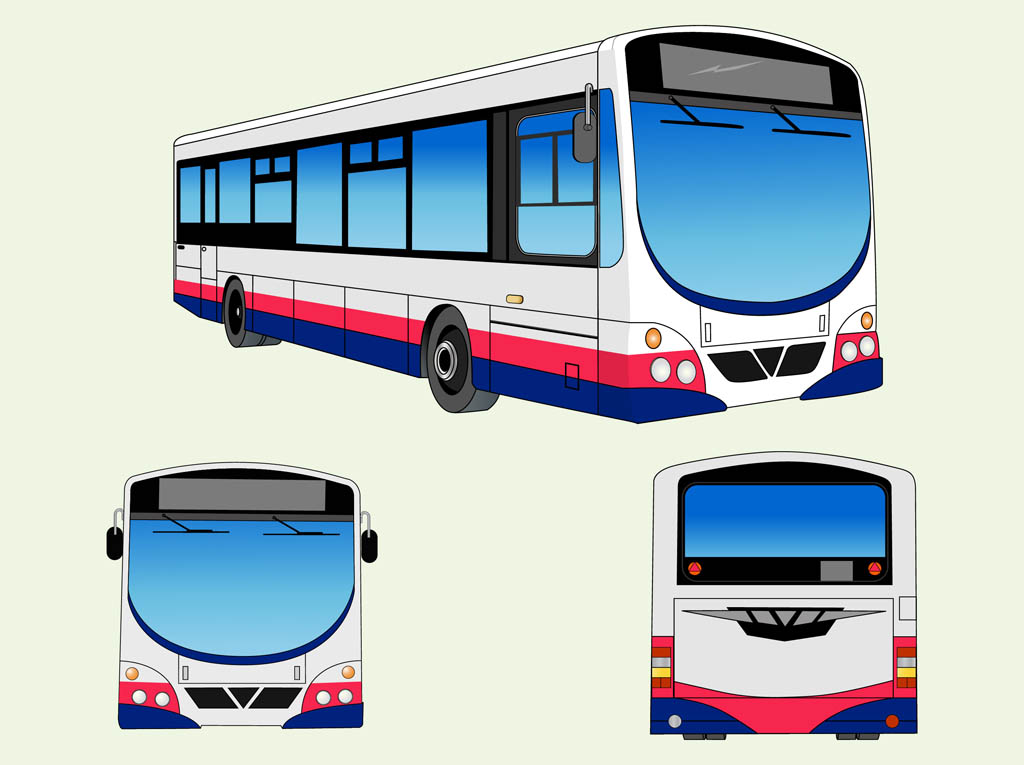 1024x765 Bus Graphics Vector Art Amp Graphics
