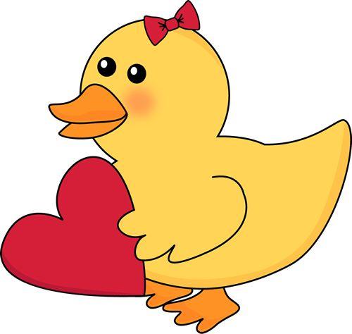 Pics Of Cartoon Ducks Clipart