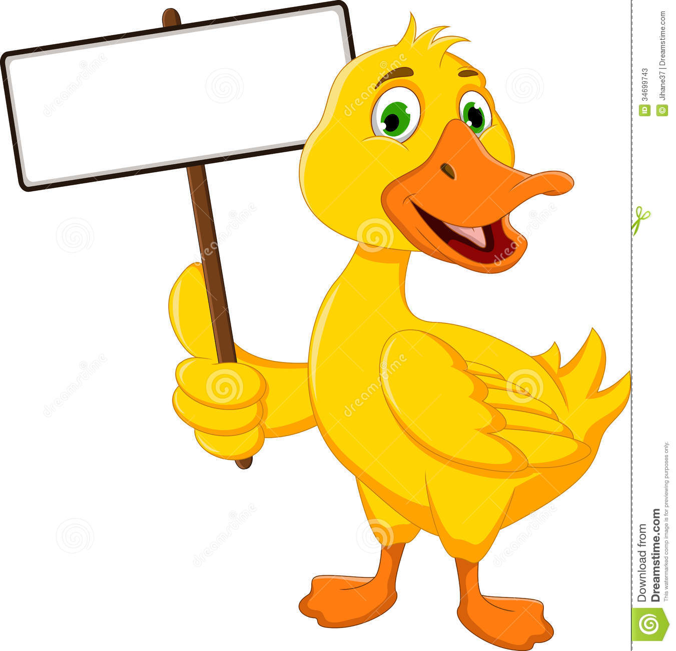 1351x1300 Duck Clipart Funny Duck
