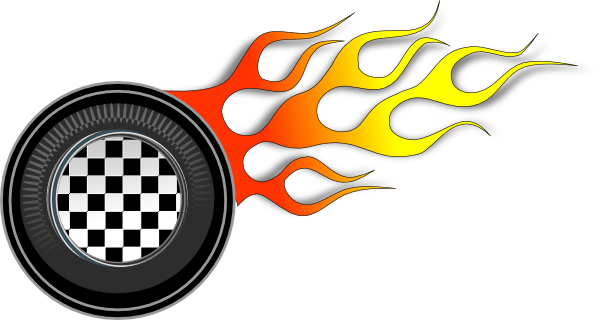 600x320 Race Car Clipart Image Clip Art Of A Green Cartoon Race