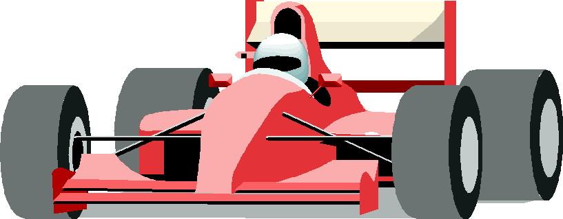 817x319 Racing Cartoon Race Car Clipart Clip Art And 2 2