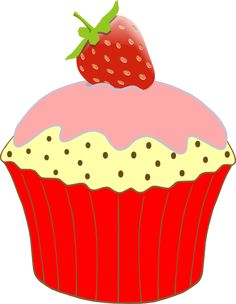 236x304 Cupcake Clipart Bakery Clipart Tea Party Clipart Cakes Cupcake