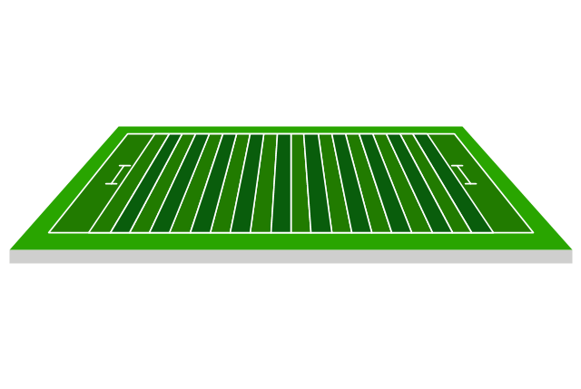 640x429 Pics Of Football Field Clipart