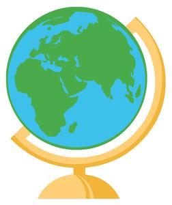 252x300 Earth Globe Clip Art Clipart Panda