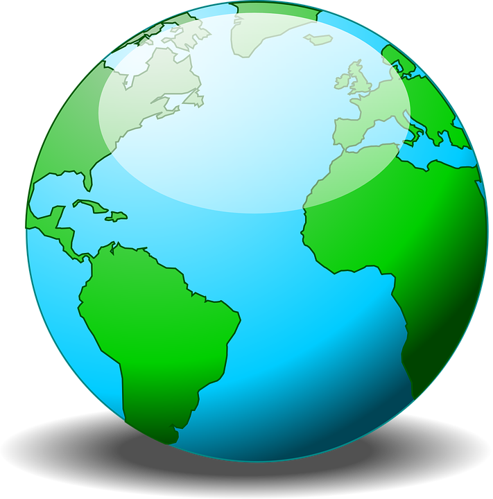 711x720 Free Photo Planet Continents Sphere Globe Earth World