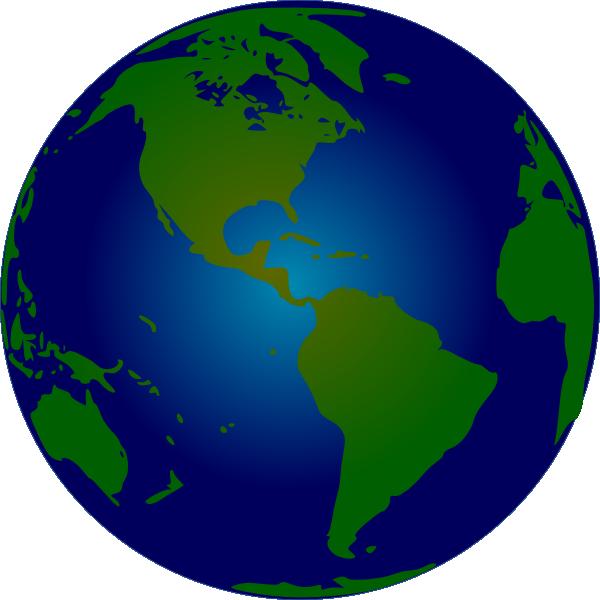 600x600 Globe Image Clip Art