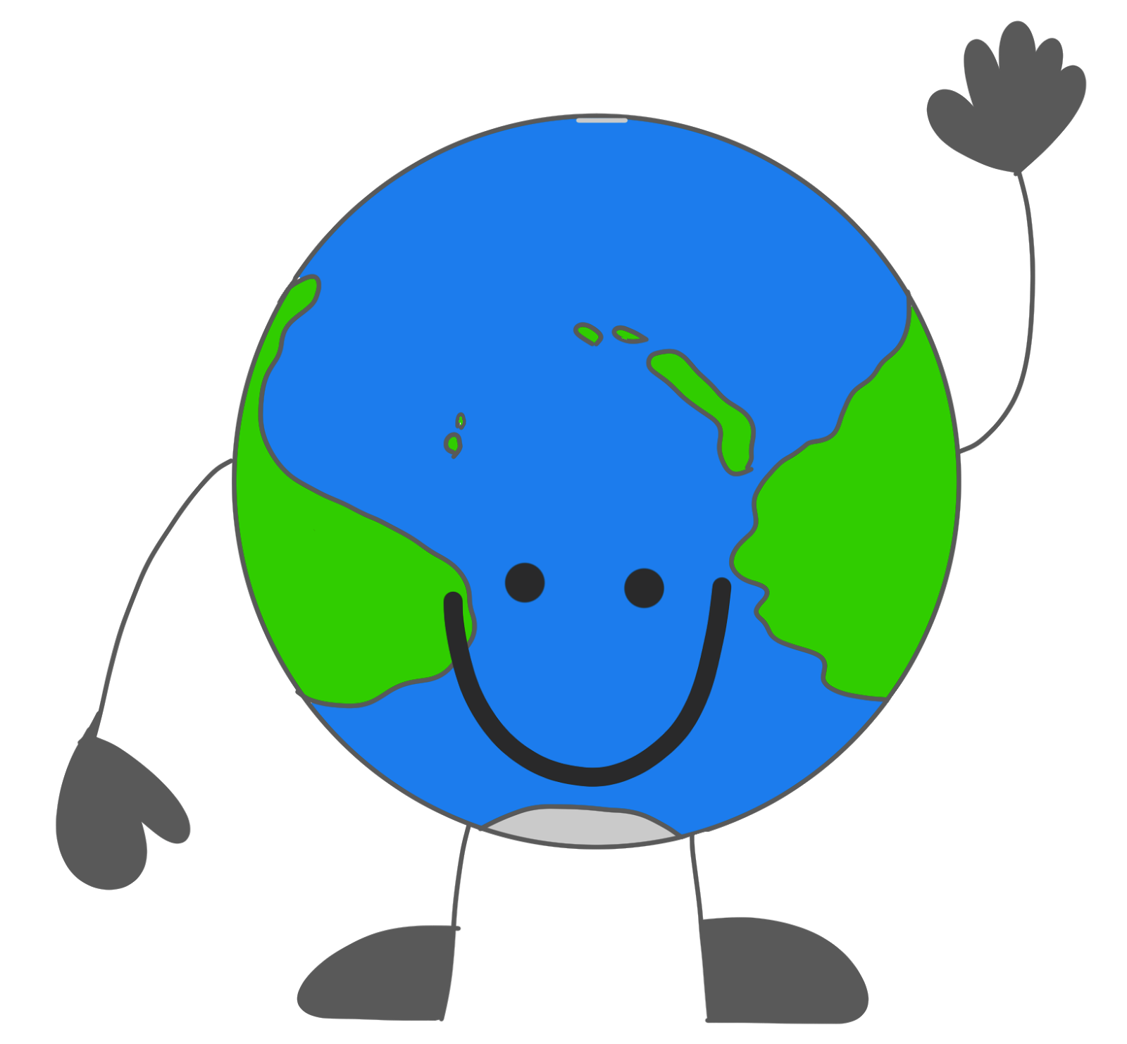 1600x1482 Globe Clipart For Kid Png