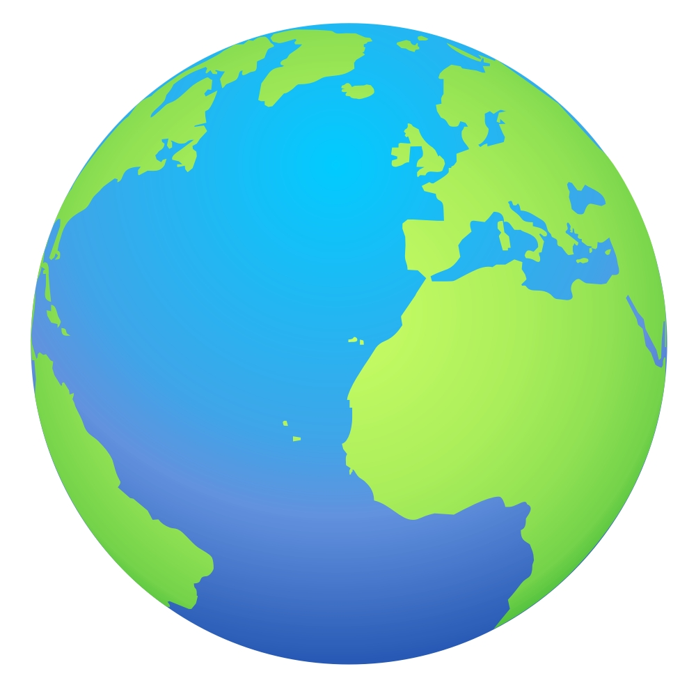 1000x983 World Globe Clipart