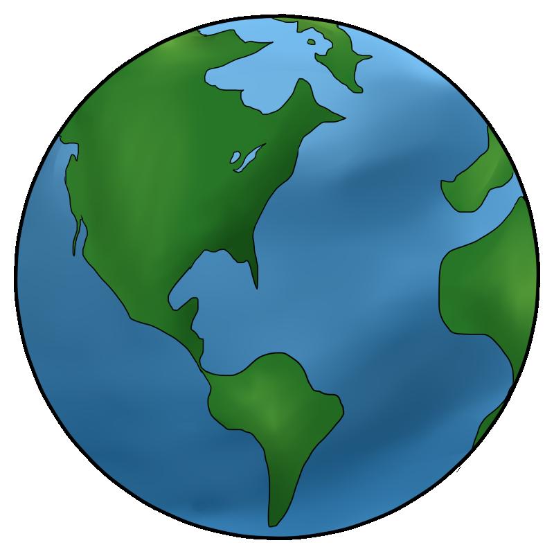 800x800 Best Globe Clipart