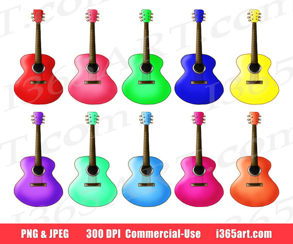 570x475 Guitars Clipart, Guitar Clip Art, Rock Star, Acoustic Guitar, Rock