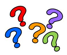 Question mark printable. Pics of marks free