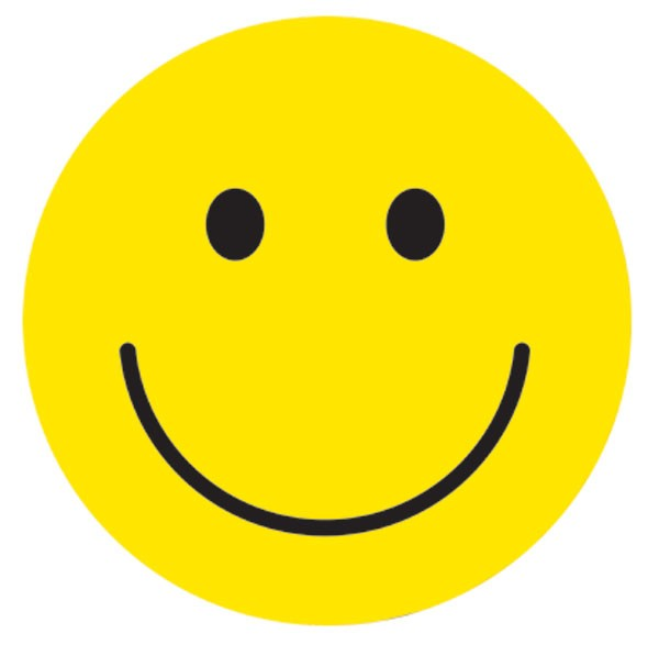 600x587 Free Smiley Faces Clipart
