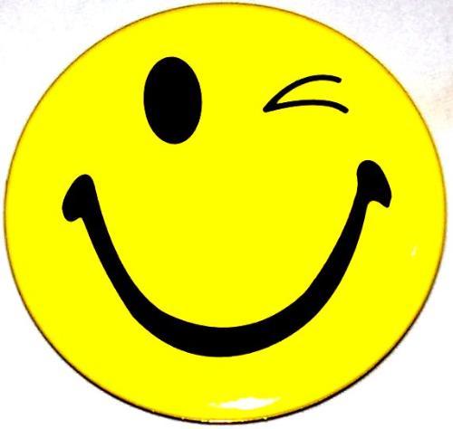 500x474 Winking Smiley Face Clip Art Clipart Panda