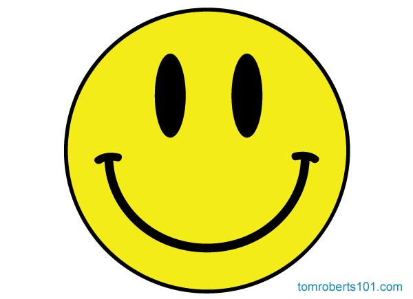 600x435 Acid Smiley Face Vector Free 123freevectors
