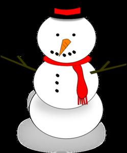 249x299 Snowman Clip Art