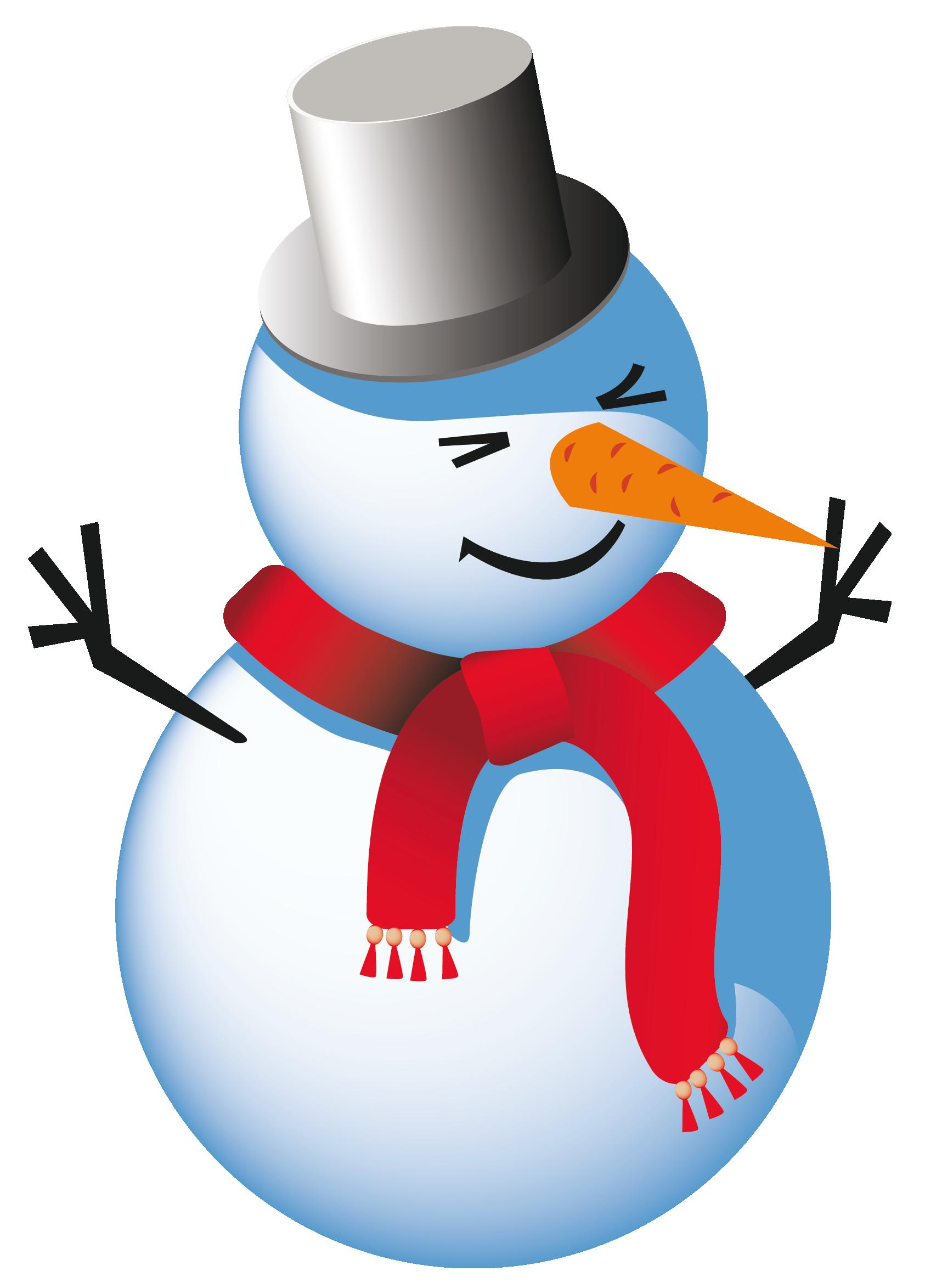 1717x2348 Snowman Clipart Transparent