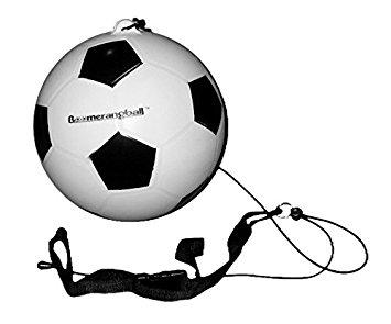 355x295 Boomerang Practice Soccer Ball