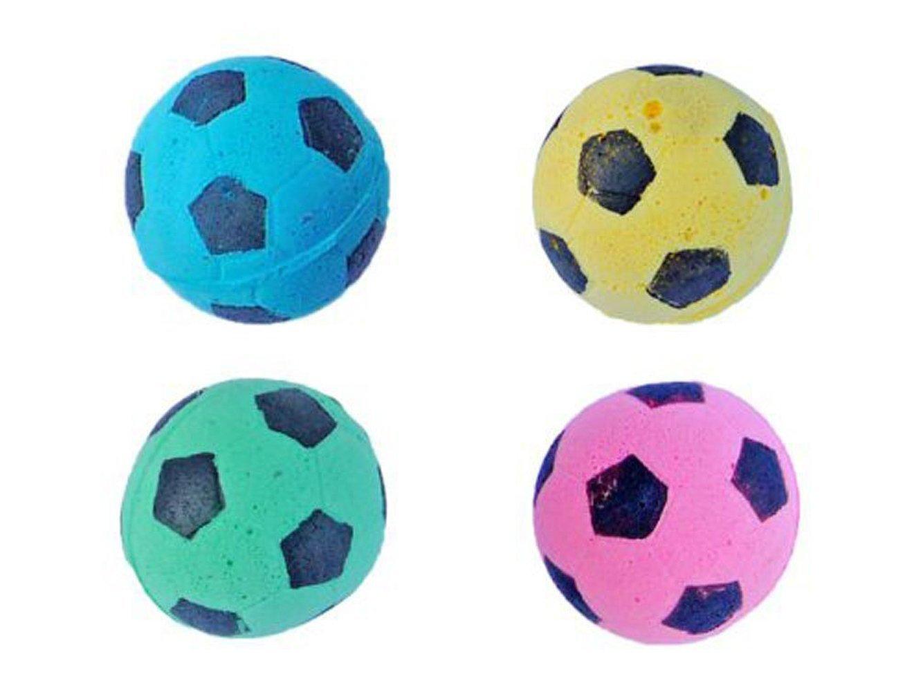 1334x1001 Foam Soccer Balls Cat Toys