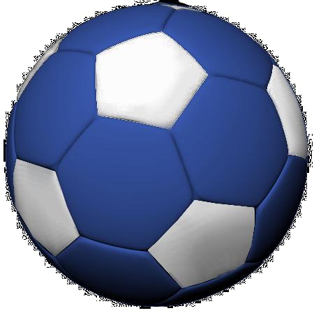450x449 Transparent Soccer Ball Clipart