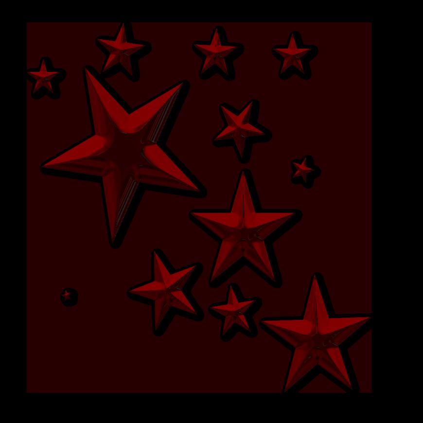870x870 Falling Stars Clipart All Star