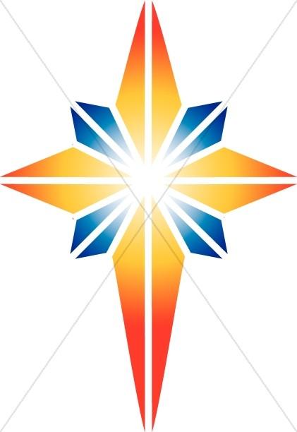 421x612 Star Of Bethlehem Clipart