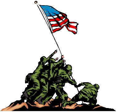 379x365 Memorial Day Clip Art Holidays