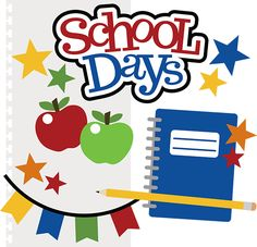 236x227 School Day Pictures Clip Art Clipart