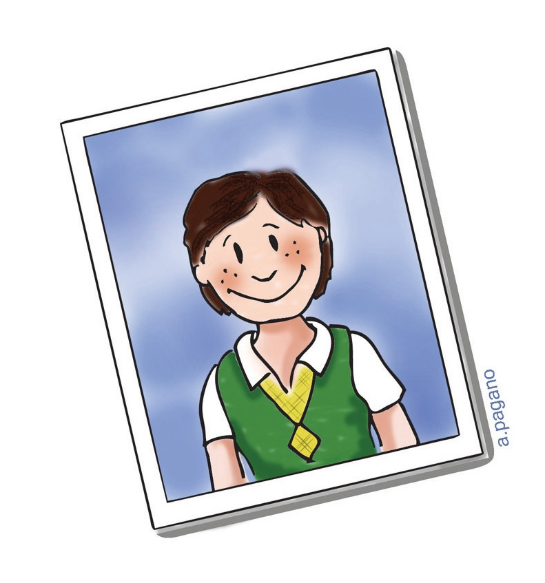 791x847 School Picture Day Clipart