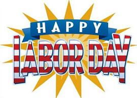270x193 Vintage Labor Day Clipart Patrioticsticker Labour
