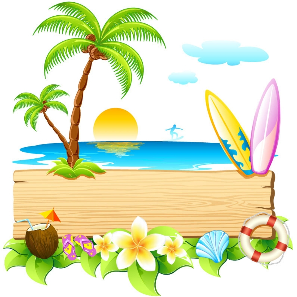 1024x1024 Summer Clip Art With Quotes Clipart Panda Free Clipart Images