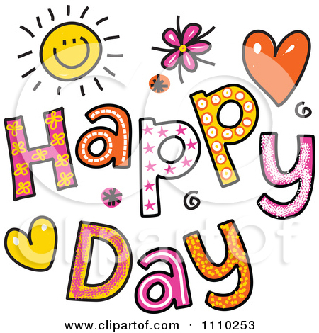 450x470 Clip Art Happy Day Clipart