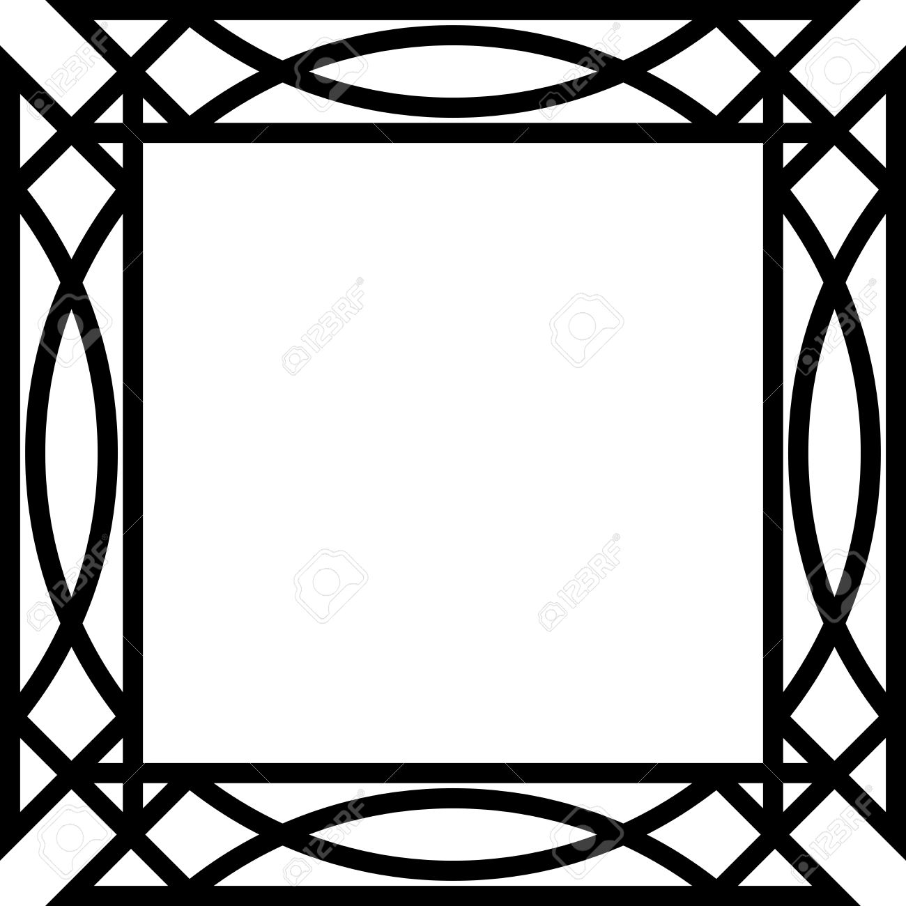 1300x1300 Picture Frame Clip Art Image Collections