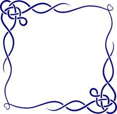 236x231 Simple Corner Borders Clip Art Free Vintage Clip Art