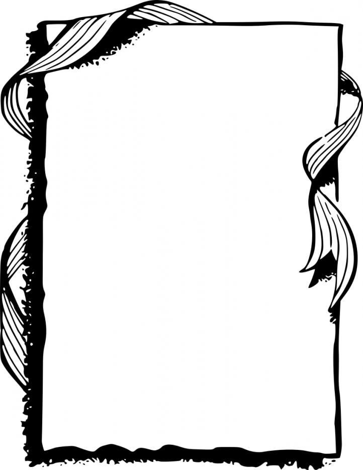 722x935 Uncategorized Cool Picture Frame Clipart Royal Border Clip Art