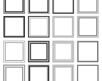 340x270 Baroque Frames Clipart Clip Art Vintage Frames Borders