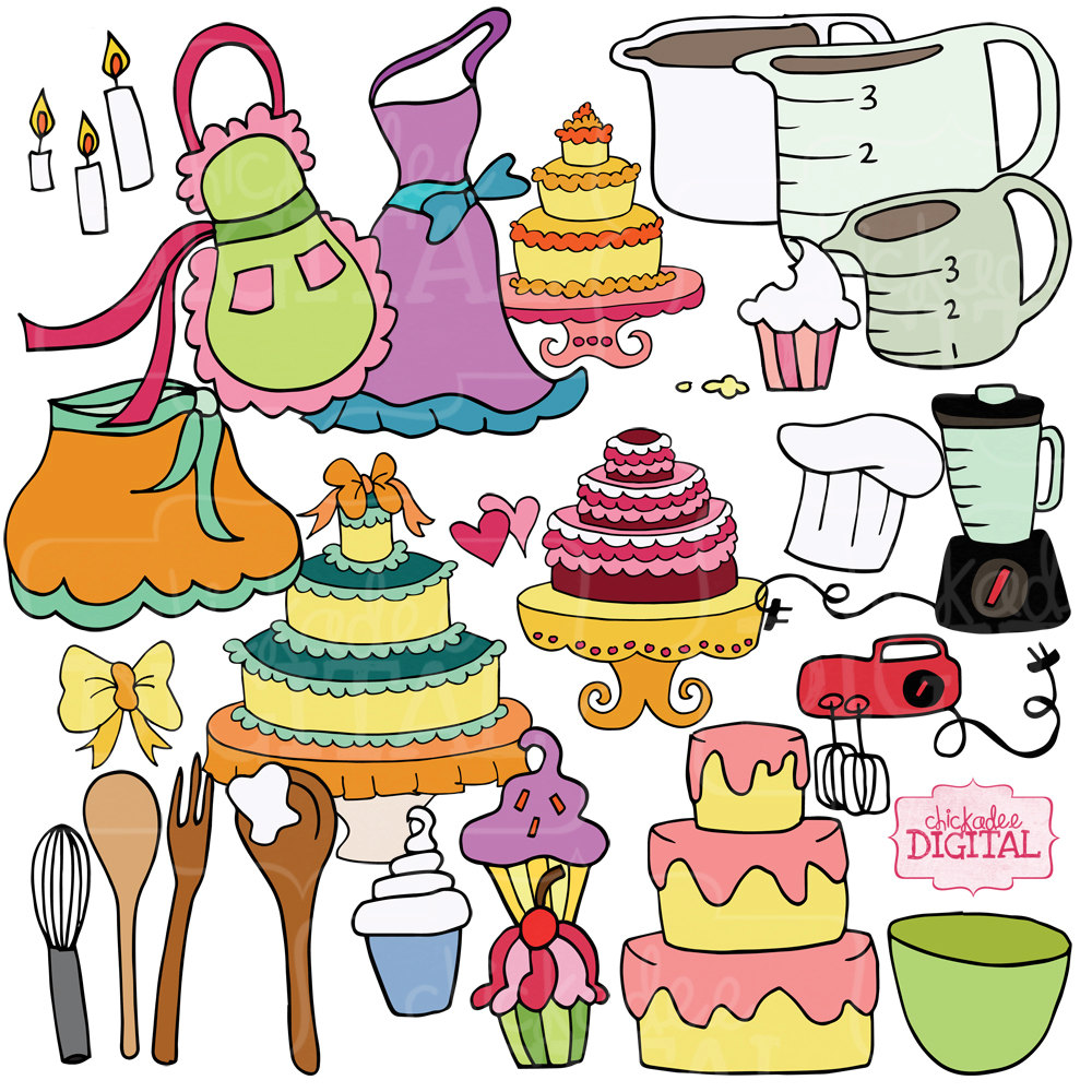 1000x1000 Baking Clipart Bakery