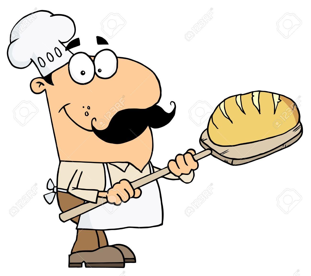 1300x1154 Man Clipart Bakery