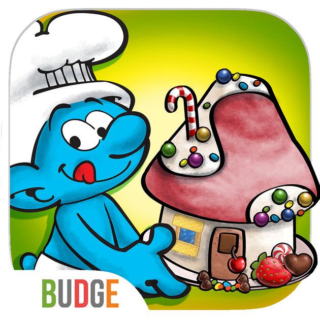 630x630 The Smurfs Bakery Dessert Maker On The App Store
