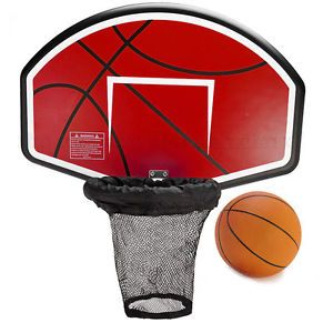 300x300 Trampoline Basketball Hoop
